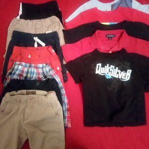 Toddler 3t tshirt and shorts
